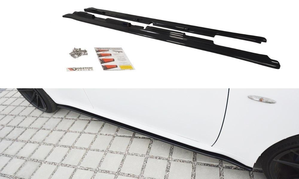 Dokładki Progów Lexus IS Mk2 - GRUBYGARAGE - Sklep Tuningowy